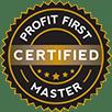 profit first master badge