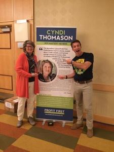 cyndi thomason profitcon 2016 award